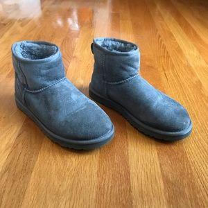 Ugg Classic Mini Boot Grey